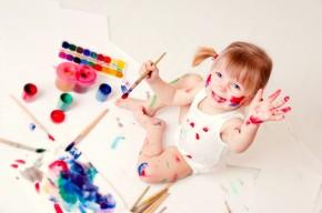 Рисование гуашью поэтапно для детей