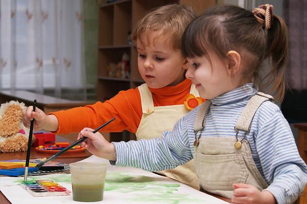 дети медики рисунки