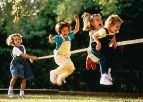 Подвижные игры для детей младшего школьного возраста